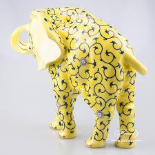 Porcelain Elephant Elephant Big Herend Figurines Herend Porcelain Animals