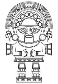 inca pattern coloring page from inca art category select from
