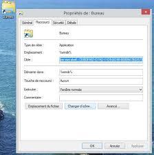changer icone bureau retrouver l icône bureau dans la barre des tâches windows
