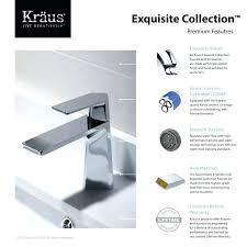 Low Flow Kitchen Faucet High Flow Faucet Aerator Pull Kitchen Faucet