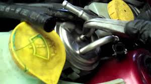 yellow subaru baja how to change the fuel filter on your subaru youtube