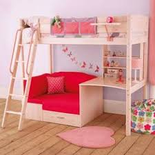 Girls Bed With Desk by Thuka Maxi 29 Loft Bed With Desk And Sofa Bed Chase U0027s Bedroom
