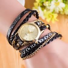 weave wrap bracelet images Watch wrap bracelet leather watch wrap bracelet watch 15 50 via jpg