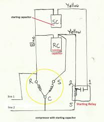 wiring diagrams hvac capacitor replacement carrier capacitor