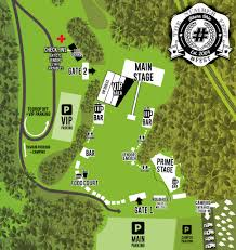 Ohio University Parking Map by Fest 15th Edition Venue Information Fest The Official Website