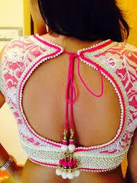 best blouse best bandhani saree blouse neck designs saree guide