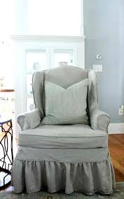 wingback chair slipcovers white line slipcover for wing chair wingback chairs slipcovers