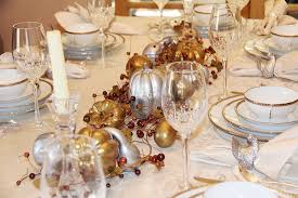 Gold Table Centerpieces by Thanksgiving Centerpiece Table Cor Gold Silver Gourds Lentine