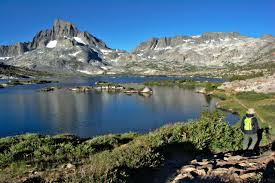 Sierra High Route Map by Backcountry Sights Photos And Stories From The Outdoors