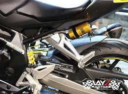 honda cbr 250 rr ohlins rear shock honda cbr250rr layz motor