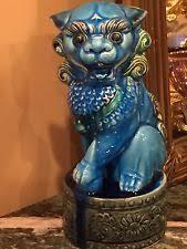 fu dog statues turquoise foo dogs ebay
