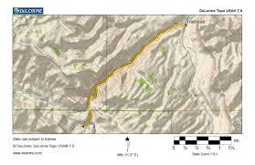 Capitol Reef National Park Map Rainer Grosskopf Berichtet über Seinen Besuch Beim Pleasant Creek
