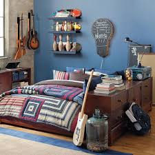 Skateboard Bedding Bedroom Boys Bedroom Design With Brown Wooden Bunk Bed And White