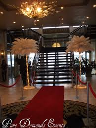 hollywood theme entry way prom party ideas pinterest