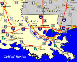 louisiana highway map usa united states interstate highways page 3 skyscrapercity