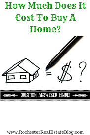 how much does it cost how much does it cost to buy a home
