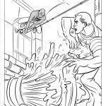 magnificent good spiderman coloring sheets photo stunning