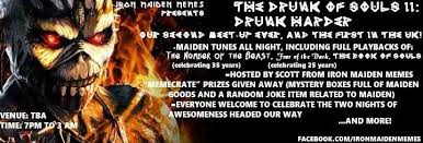 Iron Maiden Memes - the drunk of souls ii drunk harder by iron maiden memes at the