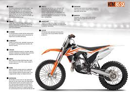 motocross bike sizes dirt bike magazine first 2017 models ktm 50sx 65sx 85sx