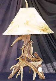 How To Make Deer Antler Chandelier How To Make A Deer Antler Lamp Hunker