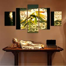 pr art promotion shop for promotional pr art on aliexpress com free shipping classic 5 piece hot sell wall painting of bamboo home decorative art picture paint on canvas pr