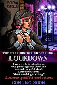 what side does a st go on the st christopher s school lockdown by laney berry kickstarter