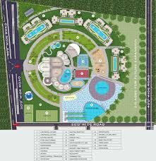 resort floor plan greek styled luxury gated community villas open plots in shamshabad