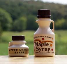 maple syrup wedding favors vermont maple syrup favors carman brook farm