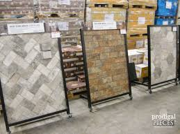 your floor and decor choosing kitchen flooring our remodel begins prodigal pieces