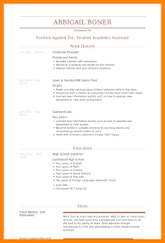 child care resume sample art resumes