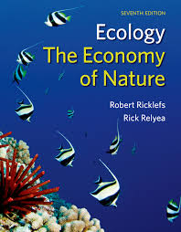 launchpad for ricklef u0027s ecology the economy of nature 6 month