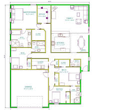 small lot house plans house scheme