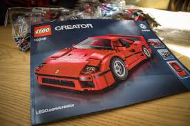lego ferrari f40 vellum venom antidote in defense of the lego f40 the truth