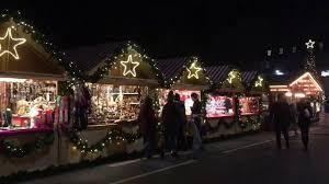 aberdeen uk christmas village 2016 youtube