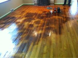 hardwood stains flooring contractor