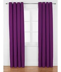 Chocolate Curtains Eyelet Buy Colourmatch Lima Eyelet Curtains 168x183cm Purple Fizz At