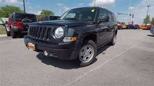 pre owned jeep patriot certified pre owned 2015 jeep patriot sport 4d sport utility in st