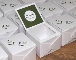 C Favors by Leaf Wedding Favor Etsy