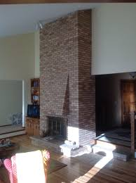 How To Reface A Fireplace by Need Ideas For Refacing A Four Sided Fireplace With Raised Hearth