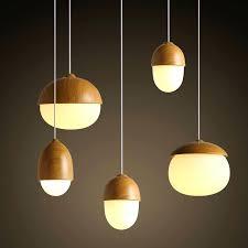 Diy Glass Pendant Light Diy New Modern Diy Wooden Edison Pendant Light Ceiling Light Wood