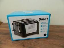 Dualit 4 Toaster Dualit Toaster Ebay