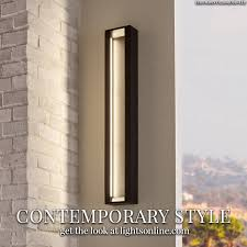 Contemporary Outdoor Lighting The 25 Best Contemporary Outdoor Lighting Ideas On Pinterest