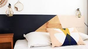 idee de deco chambre déco chambre diy tête de lit côté maison