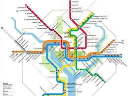 washington dc trolley map getting around washington d c traveling in washington d c