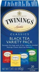 twining tea tea variety pack grocery tea sler