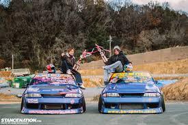 japanese drift cars team a bo moon meet the og u0027s stancenation form u003e function