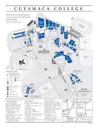 San Diego International Airport Map by Maps And Driving Directions To Cuyamaca College