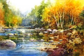 paint places how to paint foliage roland lee