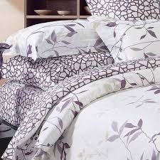shop north home bedding iris queen cotton sheet set at lowes com