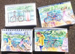 learn to travel sketch australia